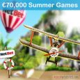 Share in a €100K Summer of Fun at Netbet Poker