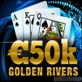 €50K Golden Rivers Jackpot Promo at iPoker Network