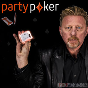Becker Beat the Ace Challenge at Party Poker