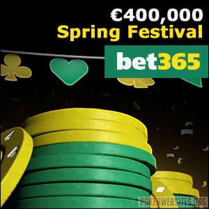 €400K Spring Festival at Bet365